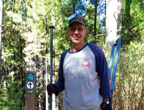ARTA Mourns The Loss of Devoted Trail Volunteer Dave Edney